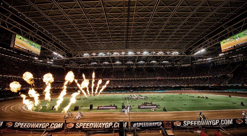 Five-Year Deal With British Speedway GP