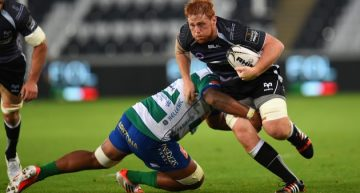 Baker Signs New Deal With Ospreys