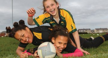 Girls Rugby Expected To Explode Again As Clusters Summer Season Launches